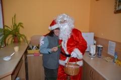 Mikołaj odwiedza TL Lesko