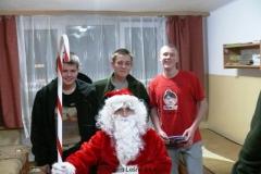 Mikołaj w Internacie