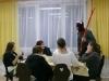 Mikołajki w internacie Technikum Leśne w Lesku