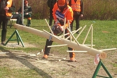Mistrzostwa- Drwale z TL Lesko