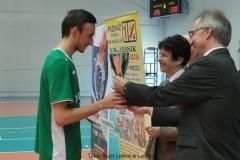 Mistrzostwa Szkół Leśnych w siatkówce