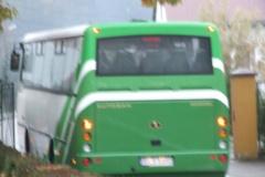 Poświęcenie autobusu 20. X. 2011
