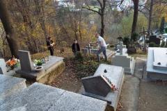 Prace na cmentarzu 18