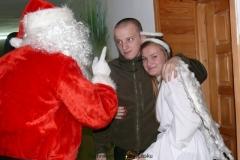 Święty Mikołaj w internacie