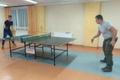 Turniej Tenisa w Internacie