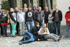 Wycieczka na Węgry kl. IIIa