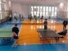 Zawody rejonowe tenis stołowy