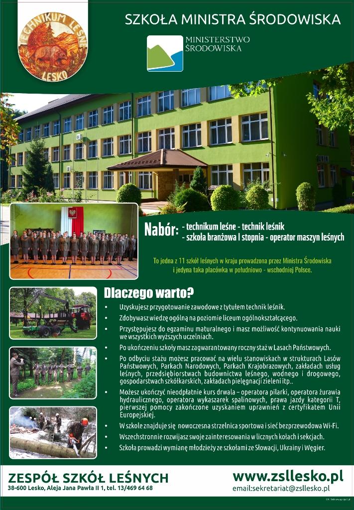 Rekrutacja ZSL Lesko